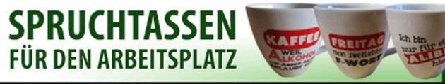 Online-Shop Spruchtassen